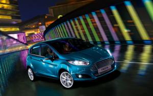 El nou Ford Fiesta protagonista de Fiesta On Tour