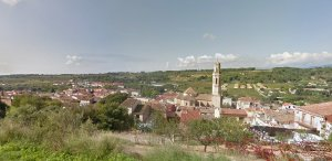 Vista de Vila-rodona.
