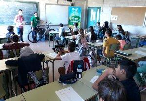 Els alumnes de primer d'ESO dels diferents centres educatius de secundària de Valls són els protagonistes de les activitats organitzades.
