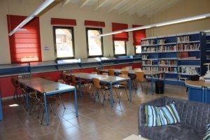 La Biblioteca d'Alcover reobre les seves portes.