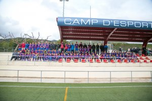 El CE Alcover presenta els seus equips.