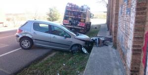 L'accident ha tingut lloc a la carretera C-14z.