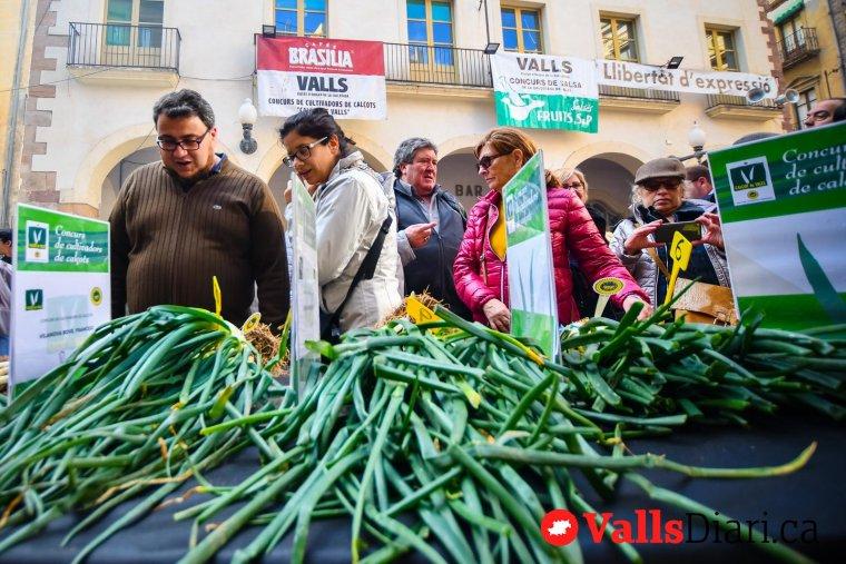 La Gran Festa de la Calçotada a Valls