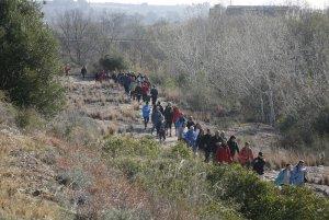 10a edició de la Caminada Popular de Valls