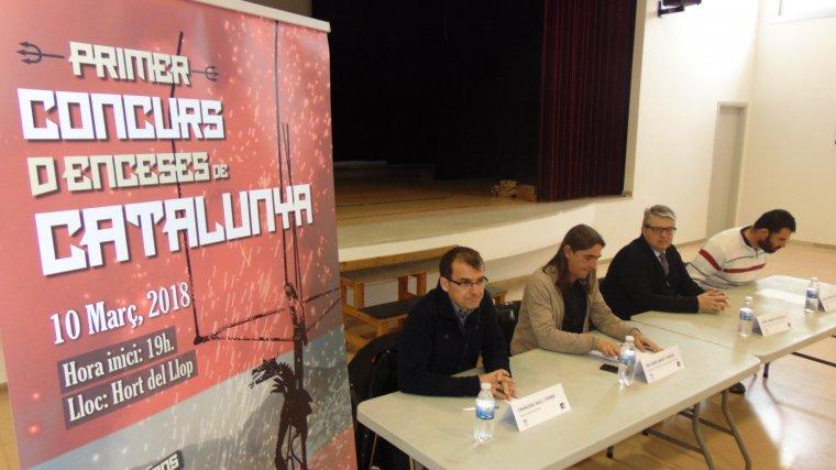La presentació del concurs s'ha fet al local social de Picamoixons.