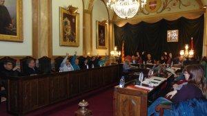Els comptes s'han aprovat amb els vots a favor de l'equip de govern.