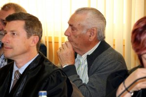 Primer pla de Miguel Uroz, regidor de Querol, un dels principals acusats en un suposat cas de corrupció urbanística a Querol.