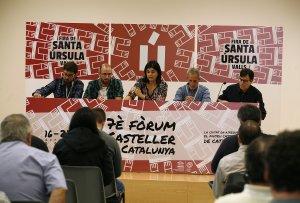 Una imatge del Simposi Casteller celebrat l'any passat.