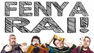 Fenya Rai! presenta el seu nou disc