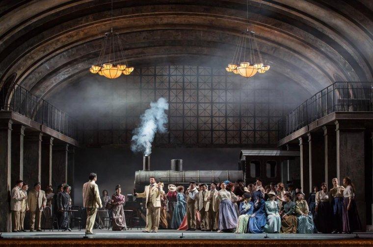 El Convent de les Arts d'alcover acollirà la projecció de l'òpera Manon Lescaut de Giacomo Puccini des del Gran Teatre del Liceu.