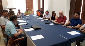 Reunió de la Taula de Pobresa Energètica del Pla Local d'Inclusió i Cohesió Social.