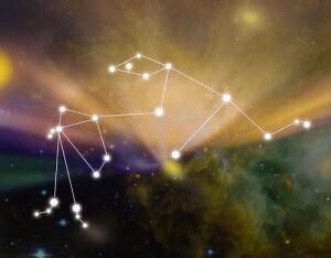 La constelación de Acuario