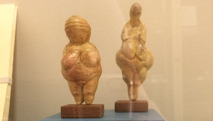 Reproducción de la Venus paleolítica