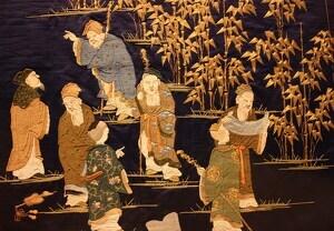 Filósofos chinos en la antiguedad