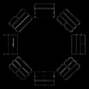 Símbolos del I CHING