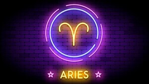 Aries sign personality.