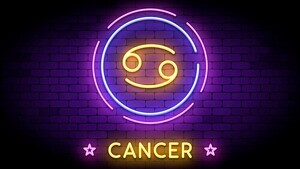 Cancer sign personality.
