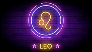 Leo sign personality.