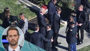 Funeral de Paul Walker