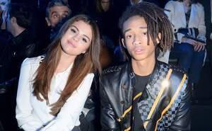 Selena Gómez y Jaden Smith