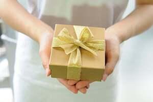 Leonor recibió muchos regalos en su primera comunión