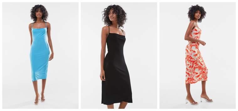 Bershka tiene el que será el próximo vestido viral y cuesta menos de 16 euros