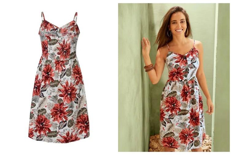 El vestido de Lidl que necesitas para este verano cuesta 8,99 euros