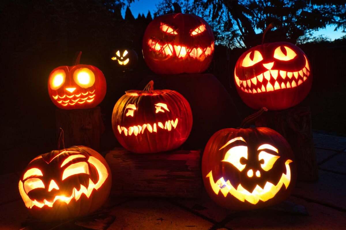 10 Figuras para Calabazas de Halloween | 1001 Consejos