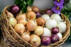 De sabor y olor característicos, las cebollas están repletas de beneficios.