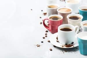 Tremendamente aromático y delicioso, el café es tan exquisito como saludable.