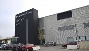 Hospital de Dénia, a Alacant