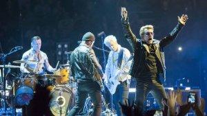 U2 al concert de Barcelona