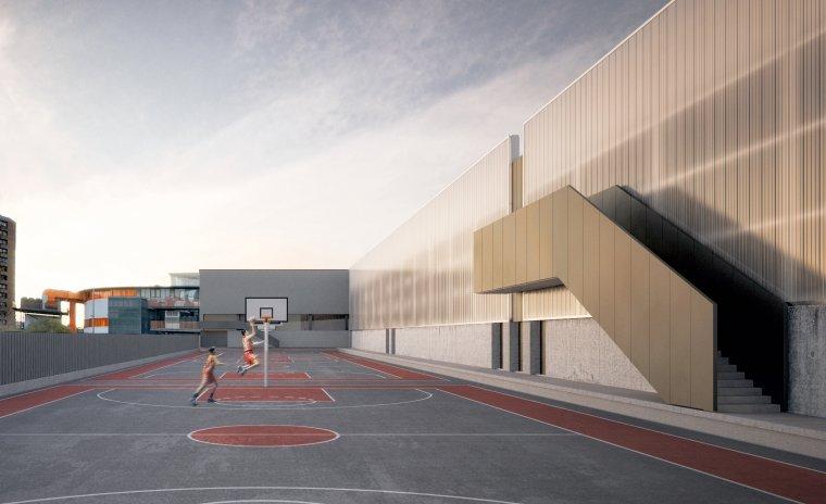 Els camps exteriors de l'Alqueria del Basket