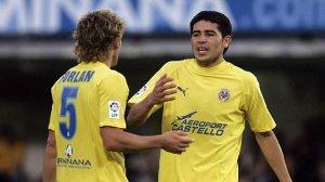 Forlan i Riquelme són dos dels ex jugadors assenyalats