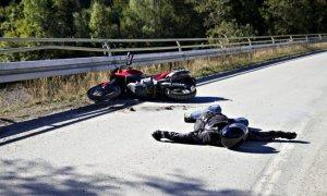 Motorista accident