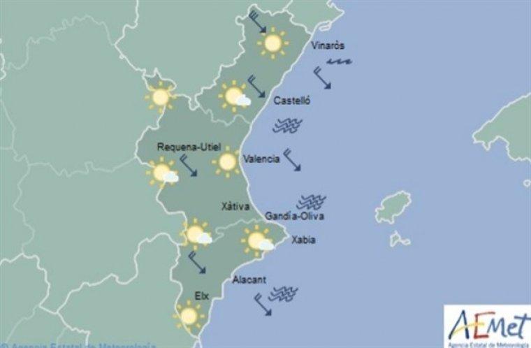 Inici de setmana amb cels clars i descens de temperatures