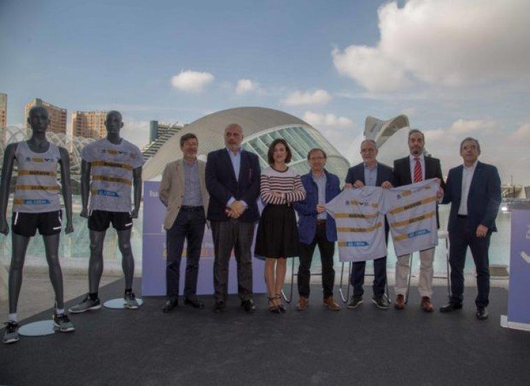 La presentació de les camisetes ha tingut lloc hui a València