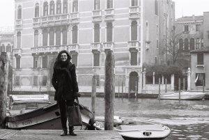 Glòria Coll a Venècia