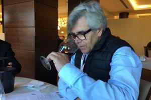 Joan Ignasi Domènech, de Terra de Garnatxes, va format part del jurat avaluador del concurs de l'Alguer