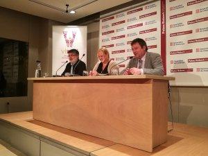Eduard Voltes, Montserrat Caellas i Salvador Cot