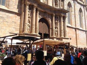 Mercat medieval de Montblanc