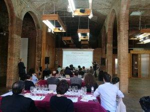 El jurat dels Premis Vinari dels Vermuts 2017 a punt de començar el tast