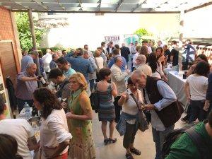 Les Cotxeres del Palau Robert han acollit la presentació dels vins d'Alella a Barcelona