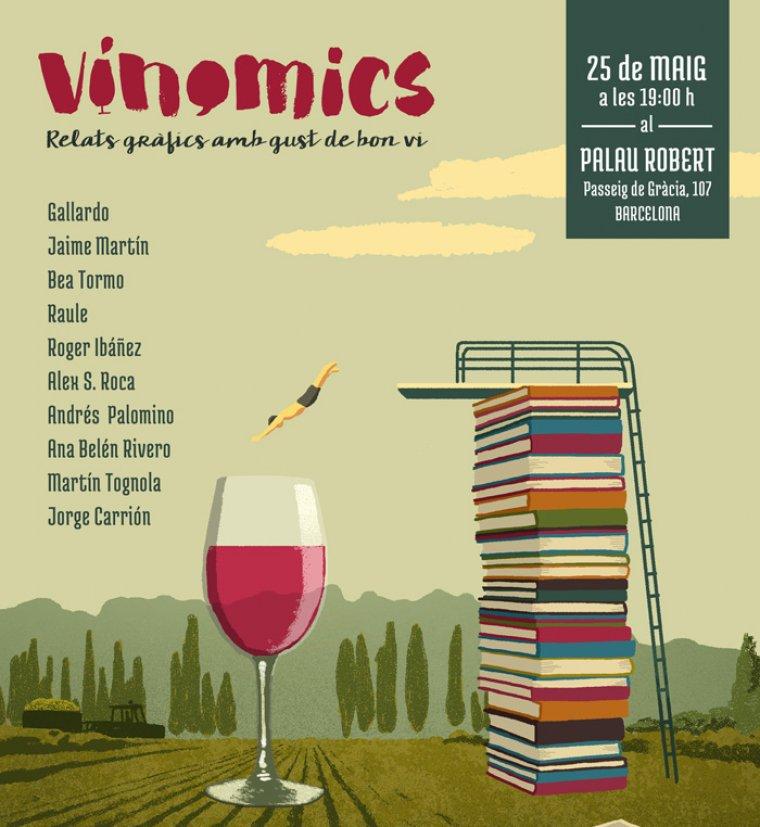 Vinomics és una iniciativa de la DO Catalunya