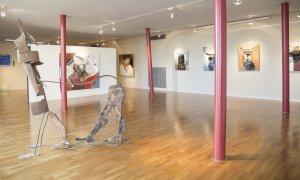 Exposició Guinovart a Jean Leon