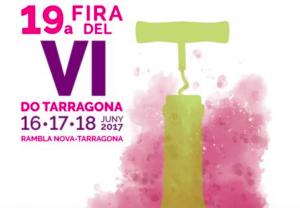 Fira del vi de Tarragona cartell