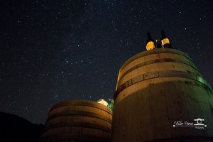 Els vins i les estrelles són protagonistes dels estius al celler Joan Ametller