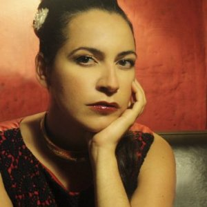 La mezzo-soprano Anna Alàs, una de les cantants de referència del panorama de la lírica de la nova generació
