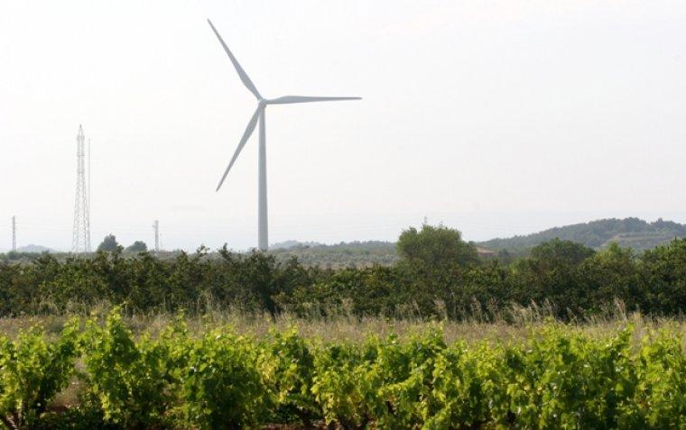 Turbines eòliques