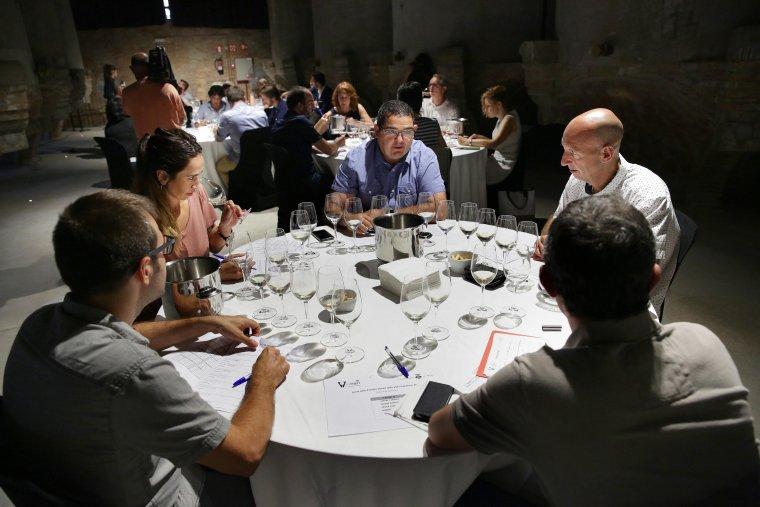 Tast final dels Premis Vinari 2017 a Rubí